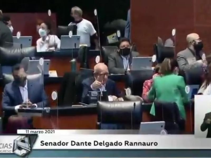 Se oponen Senadores a elección para suplir a Navarro Quintero