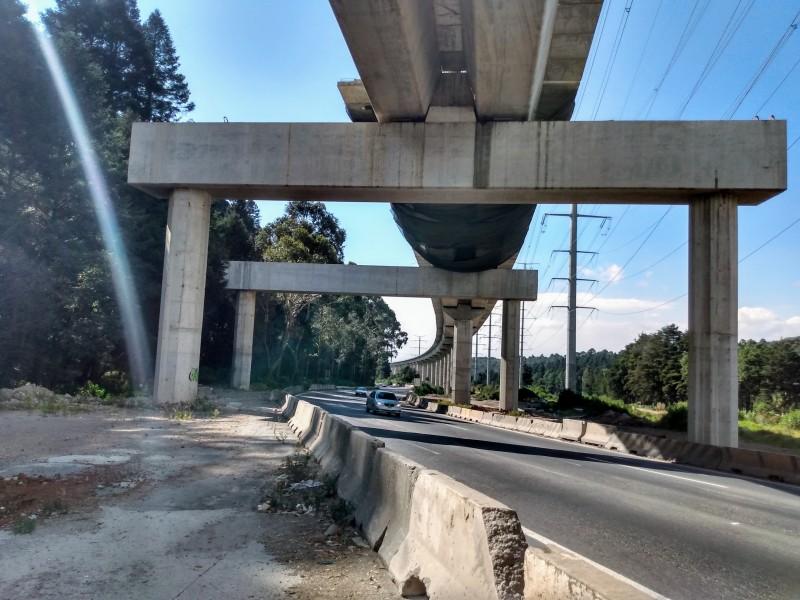 Se pierden millones de pesos en obras del Tren Interurbano