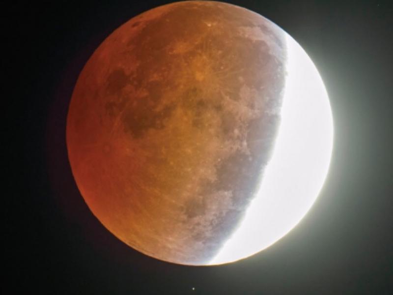 Se podrá apreciar el eclipse prenumbral