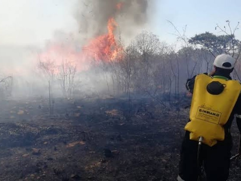 Se preparan autoridades para prevenir incendios