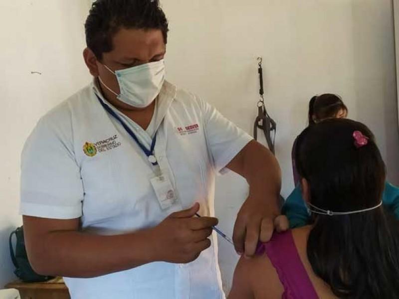 Se preparan en zona norte para vacunación contra Influenza