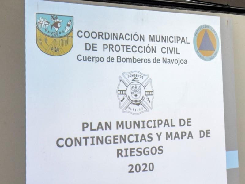 Se preparan para la Temporada de Huracanes 2020 en Navojoa