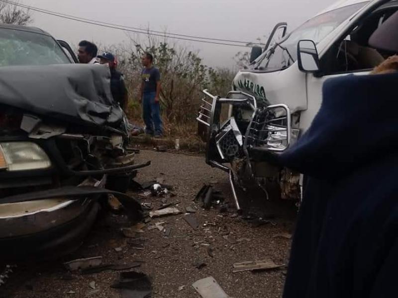 Se presenta nuevo accidente de migrantes en Chiapas