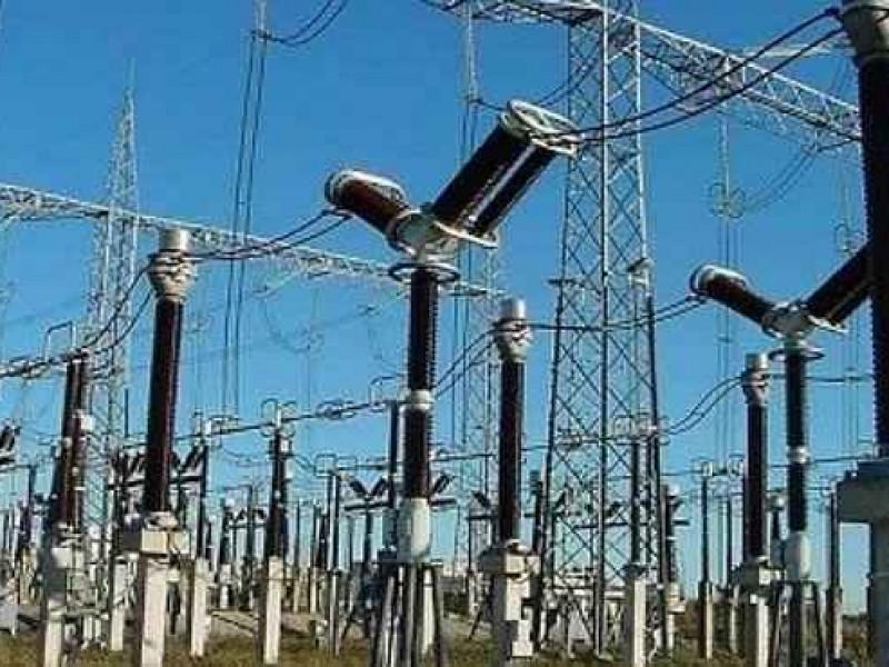 Se presentan apagones de energía eléctrica