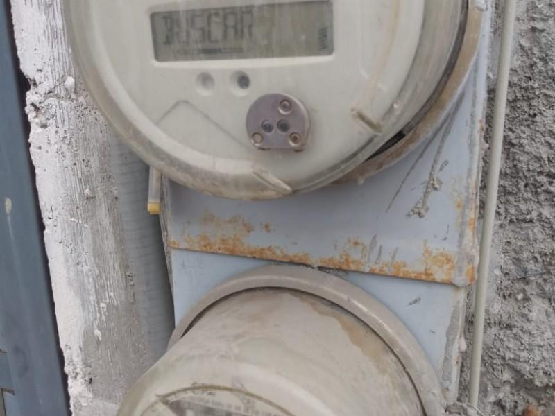 Se presentaron cortes de energía eléctrica en La Paz