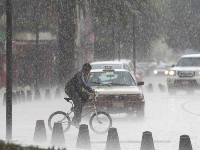 Se prevén lluvias ligeras al sur de CDMX