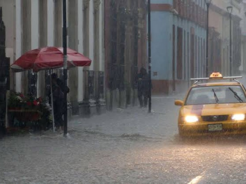 Se prevén lluvias para Nayarit