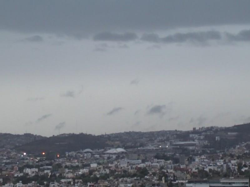 Se pronostican tormentas eléctricas en Zacatecas