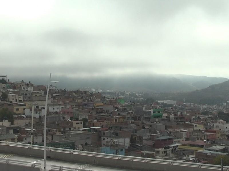 Fin de semana de lluvias fuertes para Zacatecas