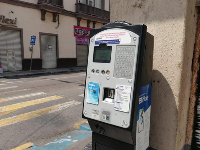 Se reactiva cobro de parquímetros en la ciudad de Veracruz