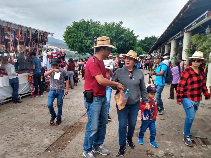 Se reactiva turismo en Chiapa de Corzo