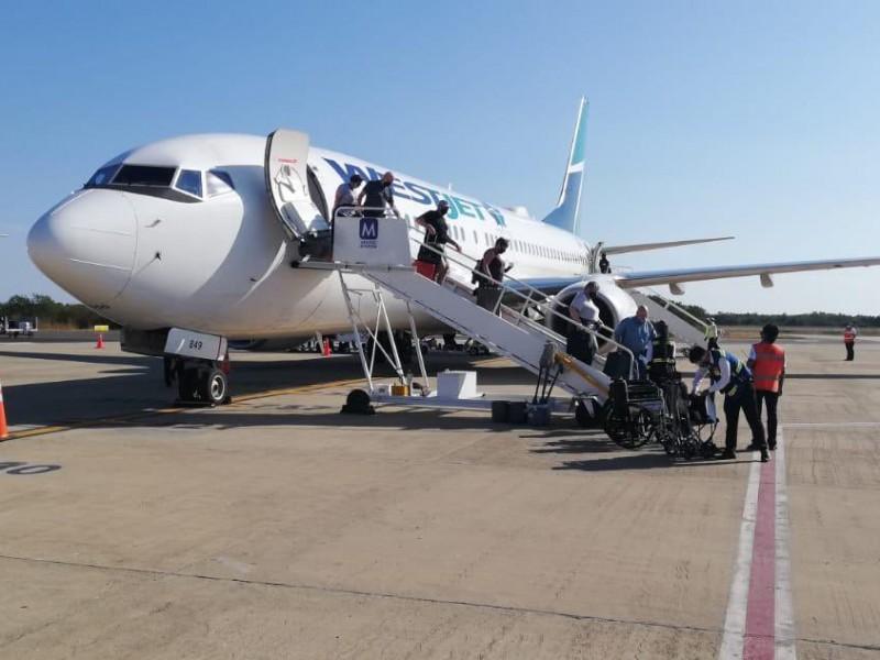Se reactiva vuelo de Calgary, Canadá a Ixtapa-Zihuatanejo