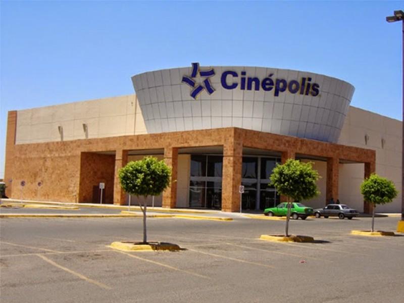 Se reactivan cines en Cd. Obregón