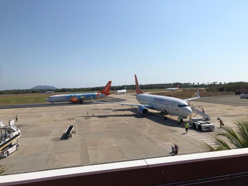 Se reactivarán 8 vuelos más para Ixtapa-Zihuatanejo