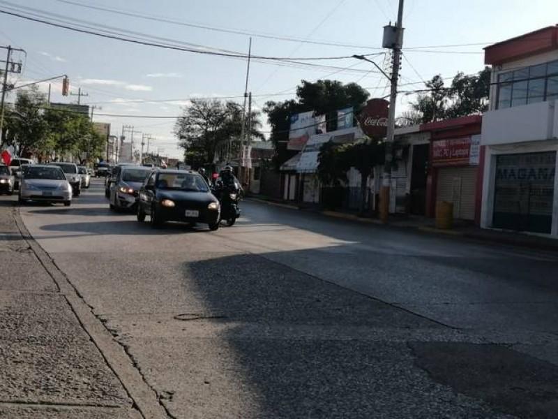 Se realiza caravana en contra de AMLO en Cuautla,Morelos