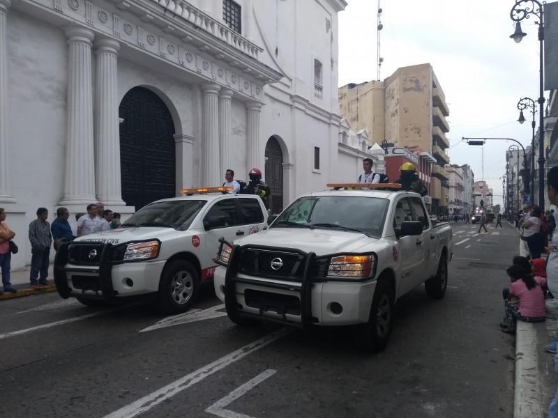 Se realiza desfile de la Revolución Mexicana
