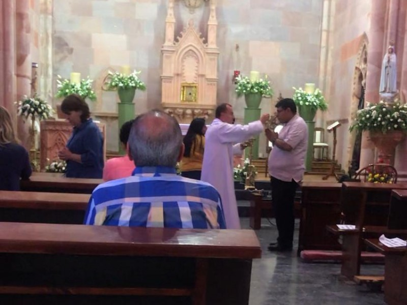 Se realizan misas de forma clandestina en Zacatecas