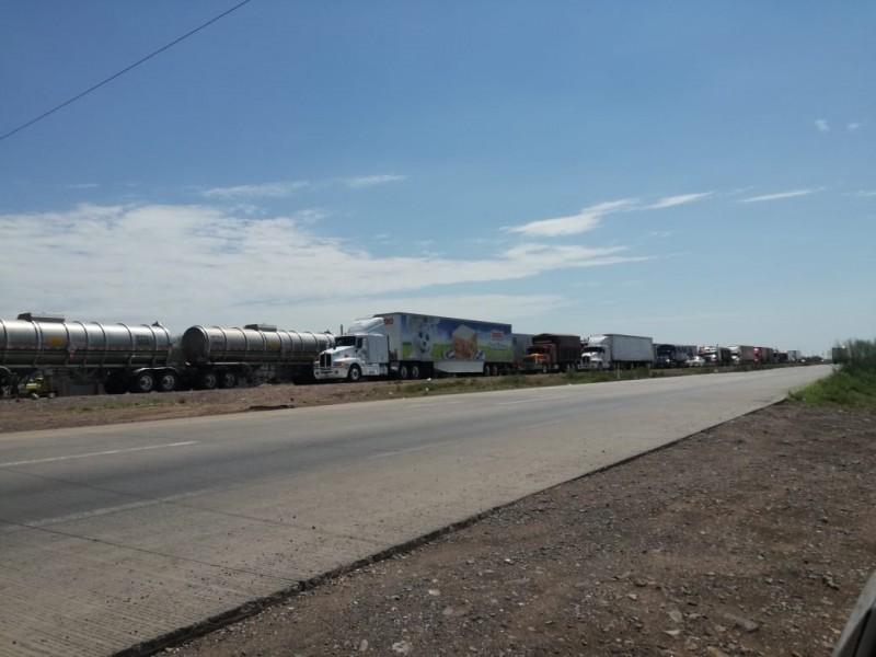 Se reanuda el bloqueo carretero en Vícam