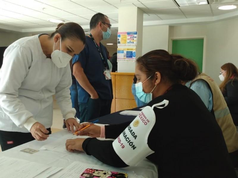Se reciben menos vacunas y se para distribución en México