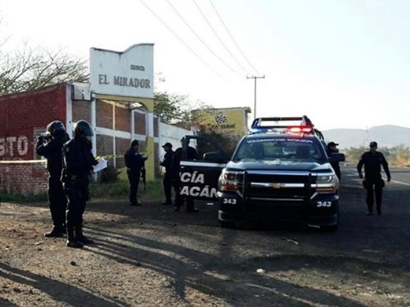 Se recrudece violencia en la región Zamora