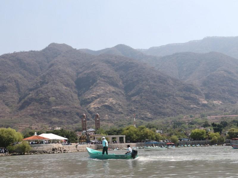 Se recupera Chapala y presas de Jalisco con buen temporal
