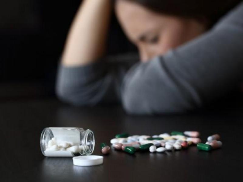 Se reduce la edad en uso de drogas