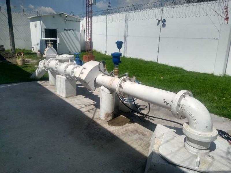 Se reducirá el servicio de agua en 7 colonias