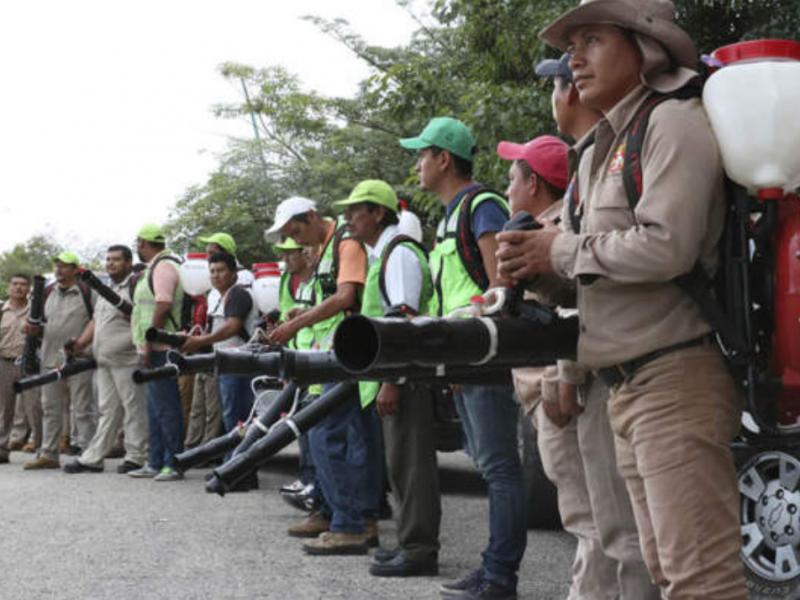 Se refuerzan las acciones contra en dengue