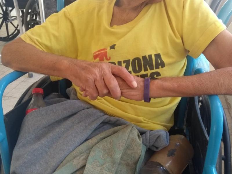 Se refugian adultos matratados en Cobijo San José