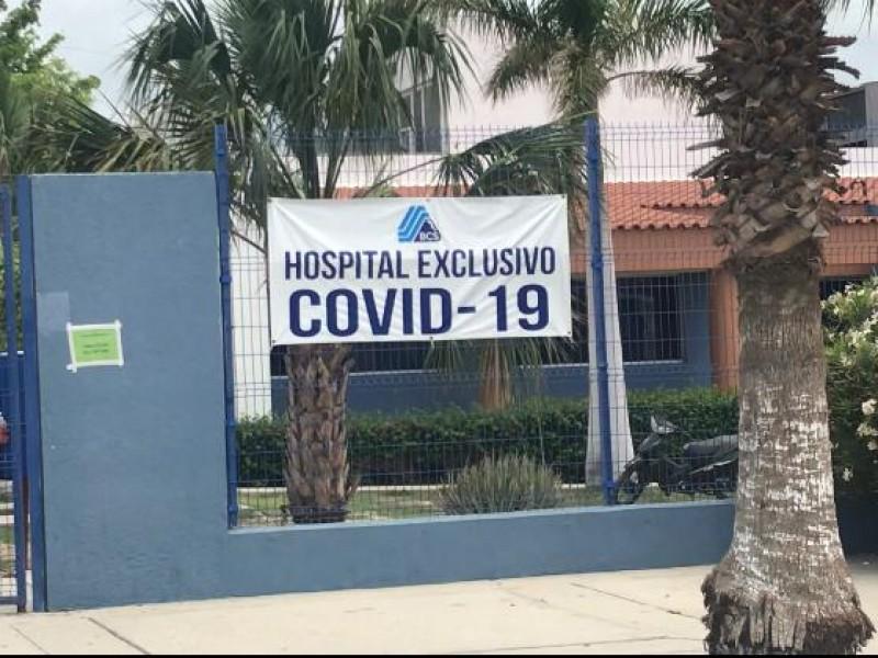 Se registra 5% de incremento en la ocupación hospitalaria