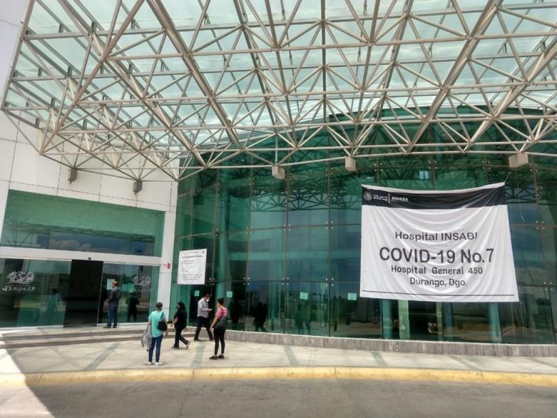 Se registra 52 nuevos casos positivos de COVID en Durango