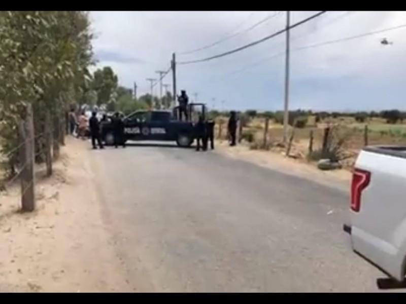 Se registra enfrentamiento entre policías municipales y estatales
