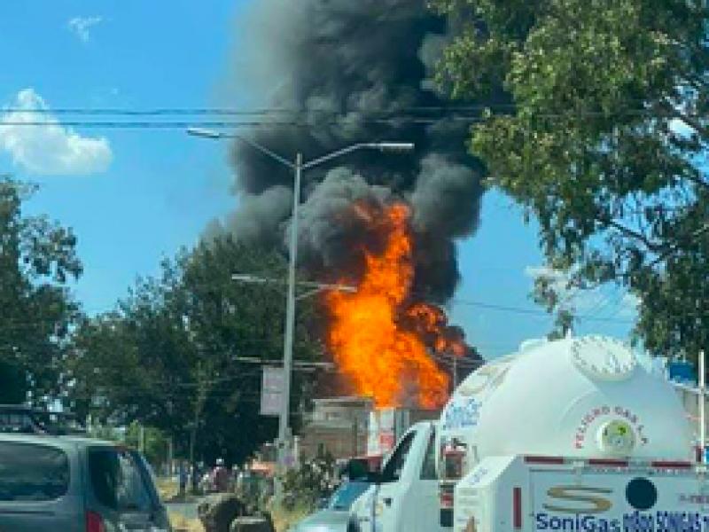 Se registra explosión en gasera de Tonalá, Jalisco