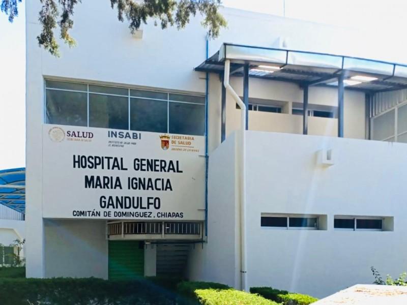 Se registra primer fallecimiento por Covid-19 en Chiapas