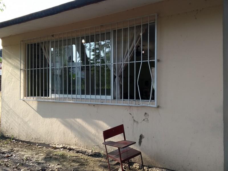 Continúan robos a escuelas de Tuxpan