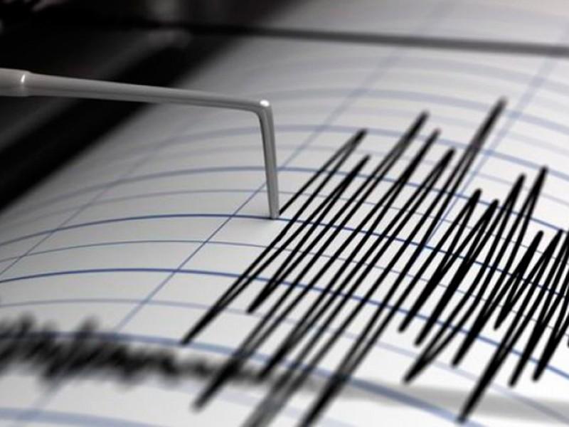 Se registra sismo de 4.2 con epicentro en Coquimatlán