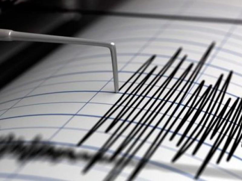 Se registra sismo de 5.2 en Pinotepa Nacional, Oaxaca