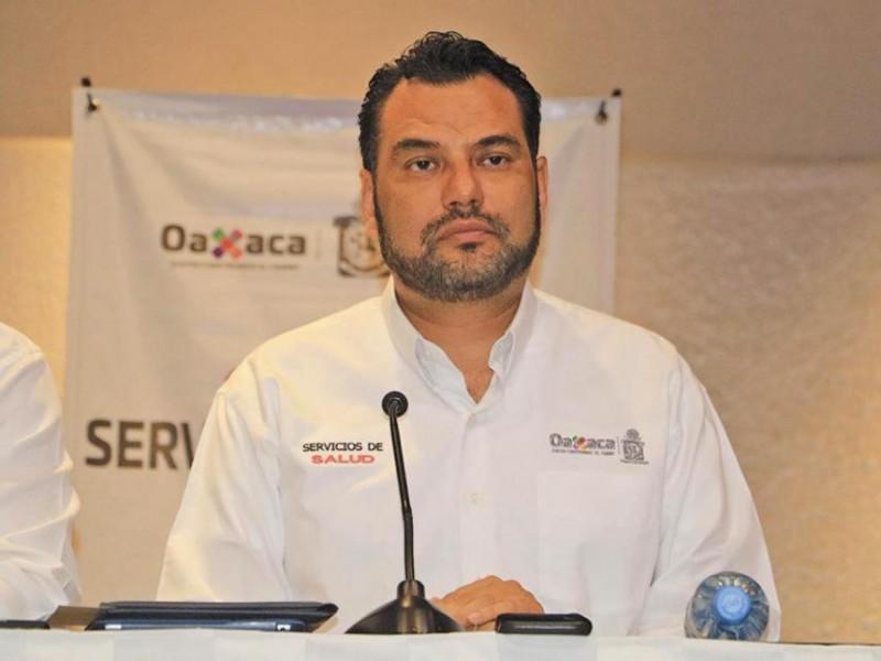Se registra un nuevo caso de Covid-19 en Oaxaca