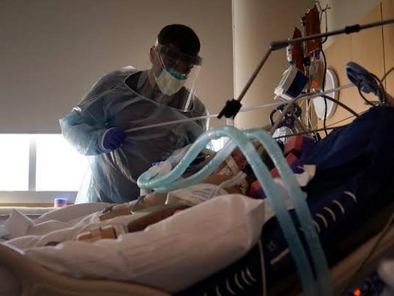 Se registran 10 casos de COVID y 3 defunciones