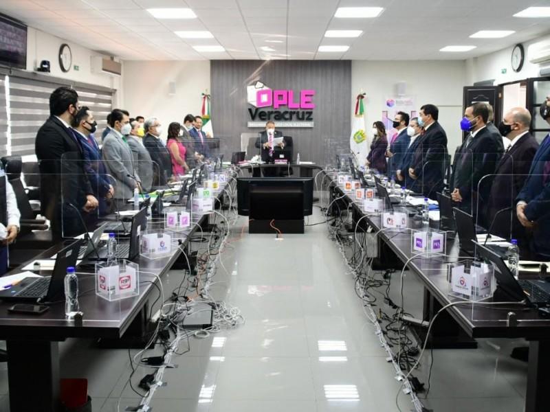 Se registran 9 candidatos a la alcaldía de Veracruz
