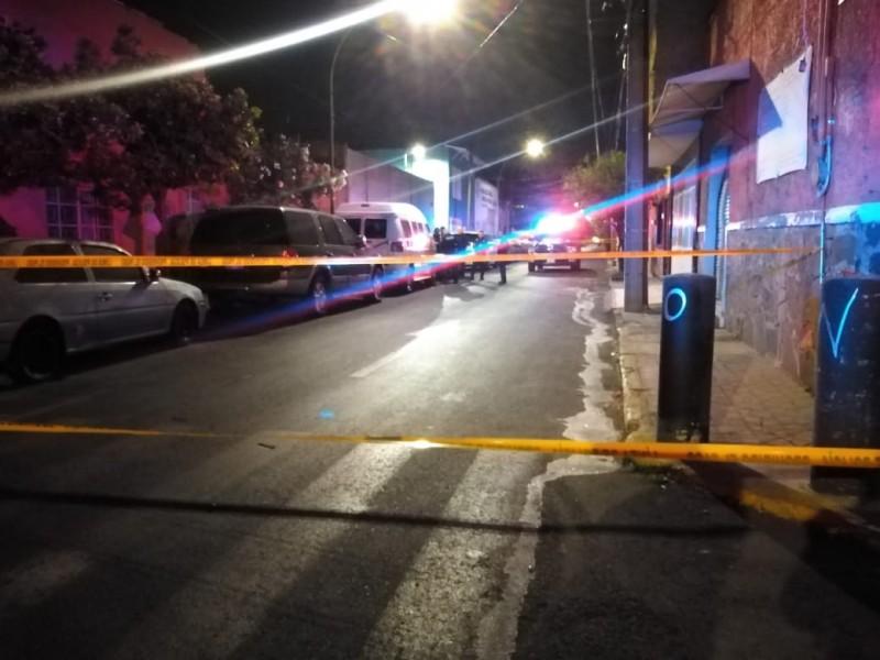 Se registran dos homicidios en menos de una hora