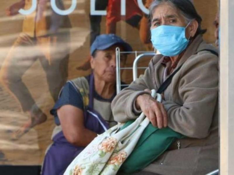 Se registran mil 121 nuevos contagios de Covid-19 en México