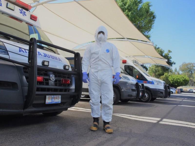 Se registraron 17 decesos por covid en Guanajuato