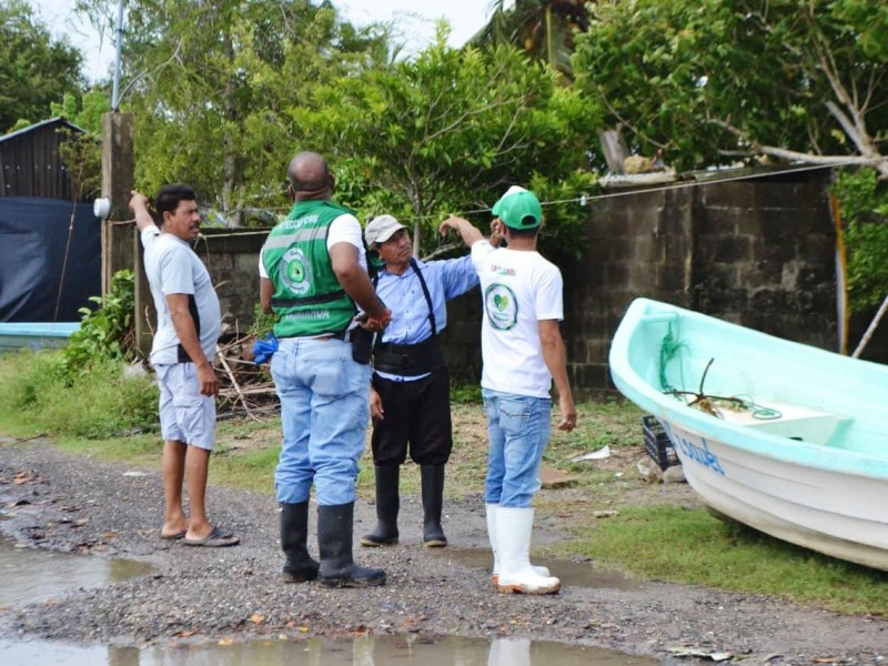 Se restablece suministro de energía eléctrica en Tamiahua