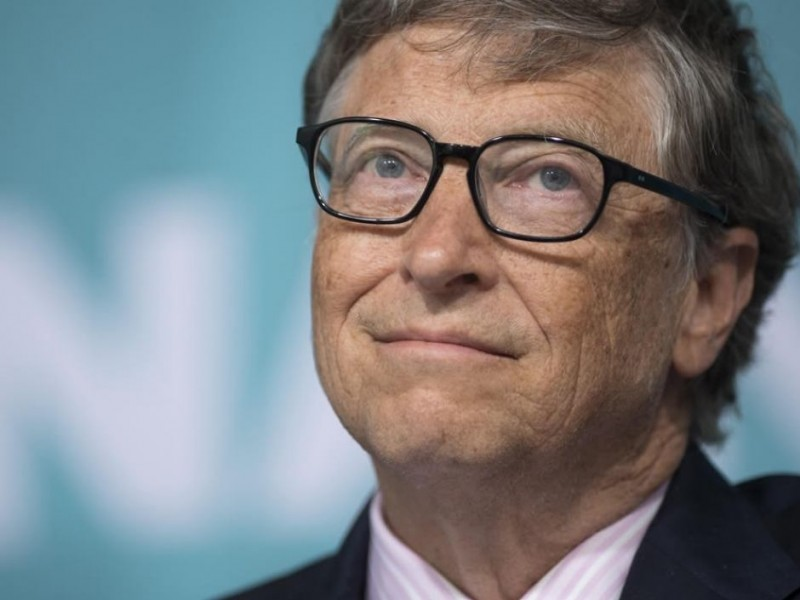 Se retira Bill Gates de Microsoft