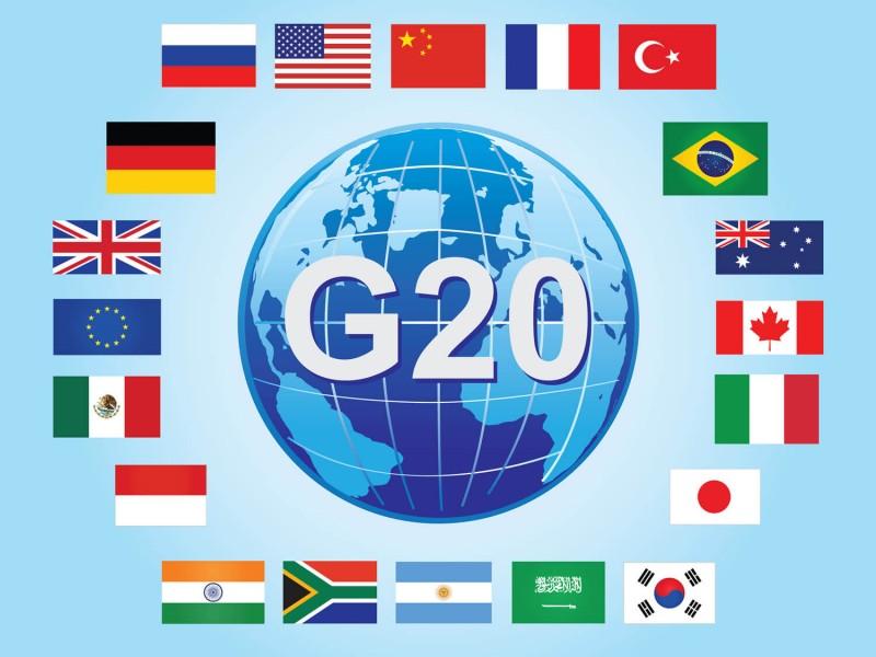 Se reúne grupo del G-20