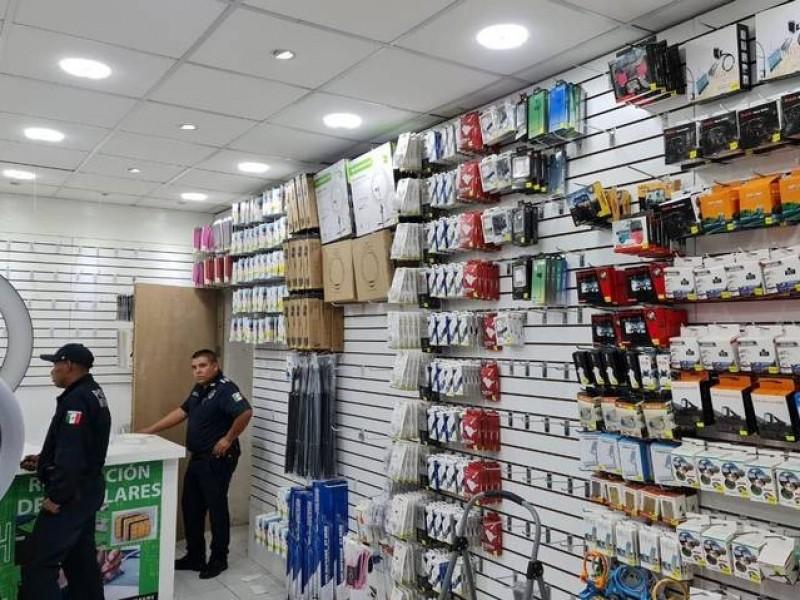 Se roban un cuarto de millón de pesos en Puebla