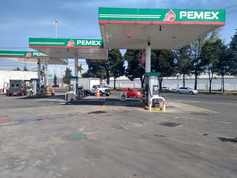 Se secan gasolineras del Valle de Toluca