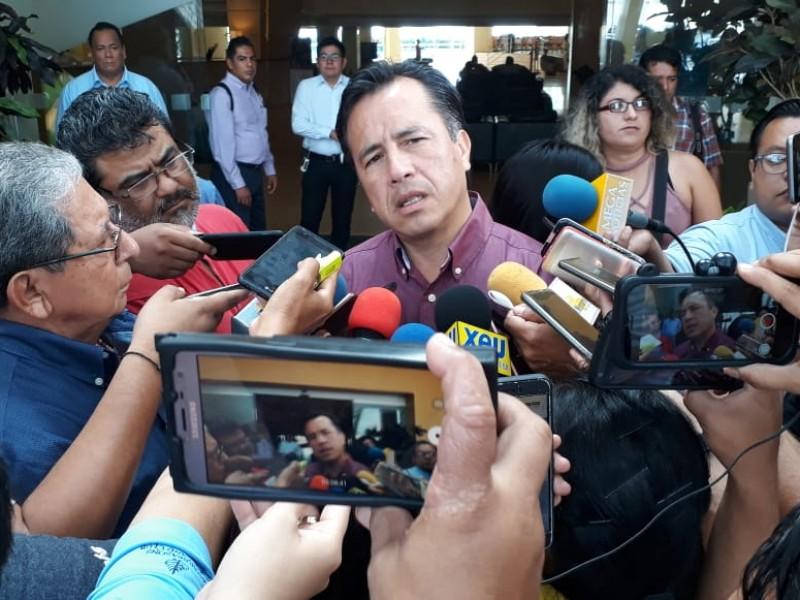 Se solicitará permanencia de Policía Naval: Cuitláhuac