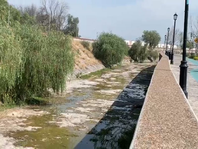 Se suma Corregidora a limpieza del Río Querétaro